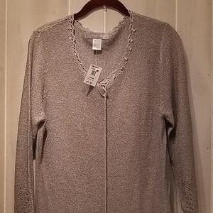NWT sweater tunic